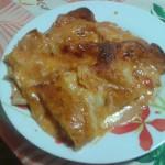 Lasagne ai quattro formaggi