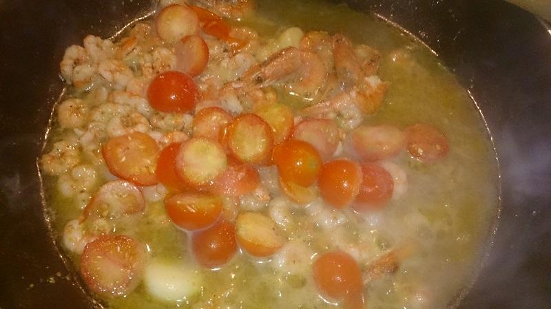 spaghetti-gamberi-pistacchio